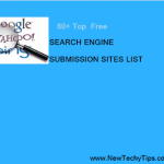 Top 60 Free Search Engine Submission Sites List 2017