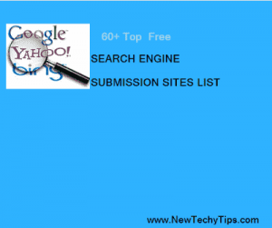 Search-Engine-Submission-Sites-List-Free
