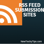 RSS Feed Submission Sites List 2018 (Updated)