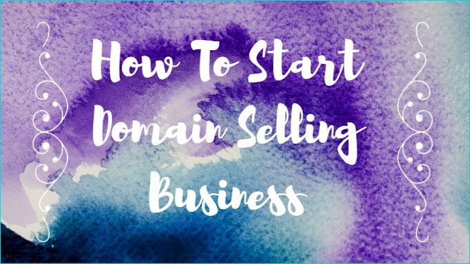 Domain Selling Business